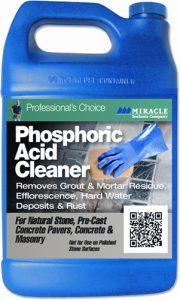 kegunaan asam fosfat