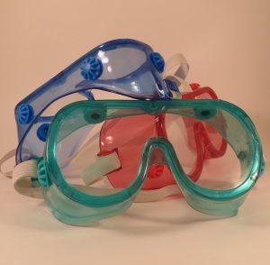 masa pakai kacamata safety