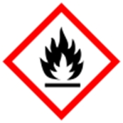 simbol b3 flammable