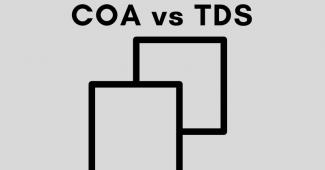 perbedaan coa dan tds