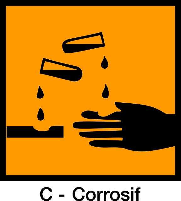 bahaya hidrogen peroksida