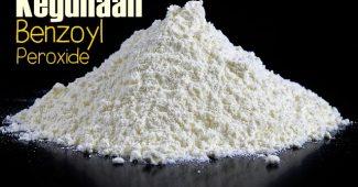 kegunaan benzoyl peroxide