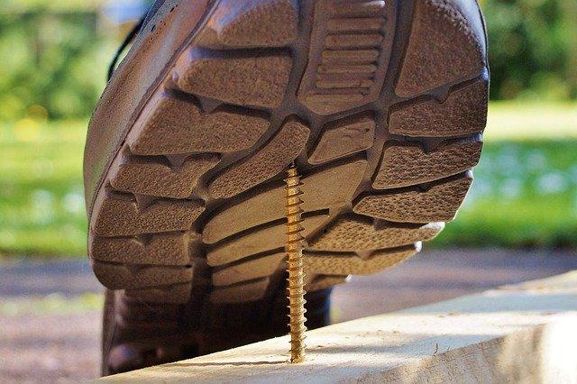 cara memilih sepatu safety
