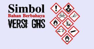 simbol bahan berbahaya