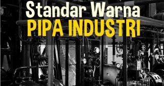 standar warna pipa industri
