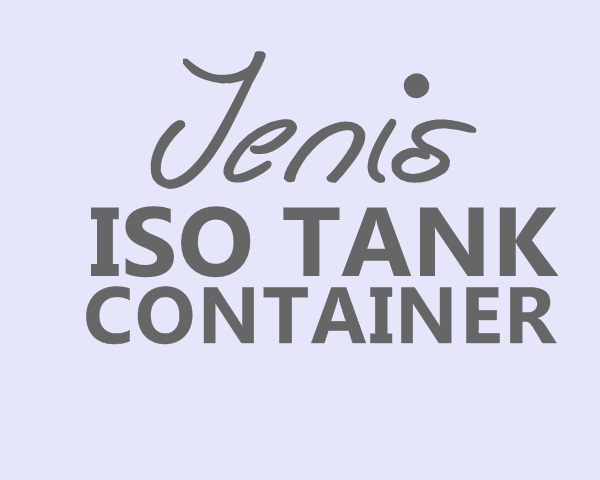 jenis iso tank container