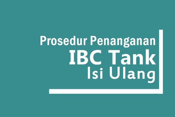 IBC tank bekas